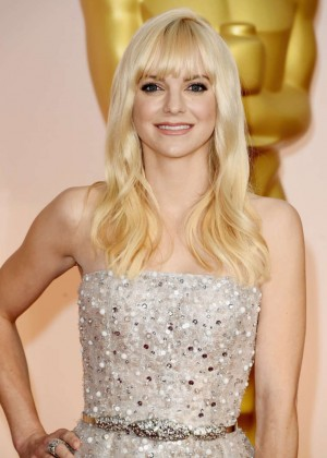 Anna Faris - 2015 Academy Awards in Hollywood
