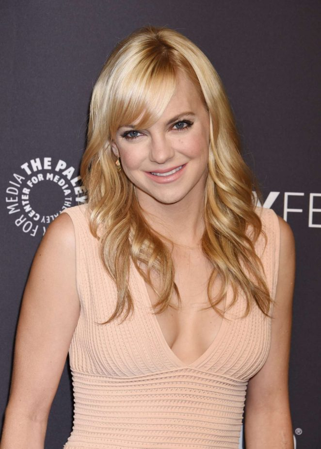 Anna Faris - 'Mom' TV Show Presentation at Paleyfest 2018 in Los Angeles