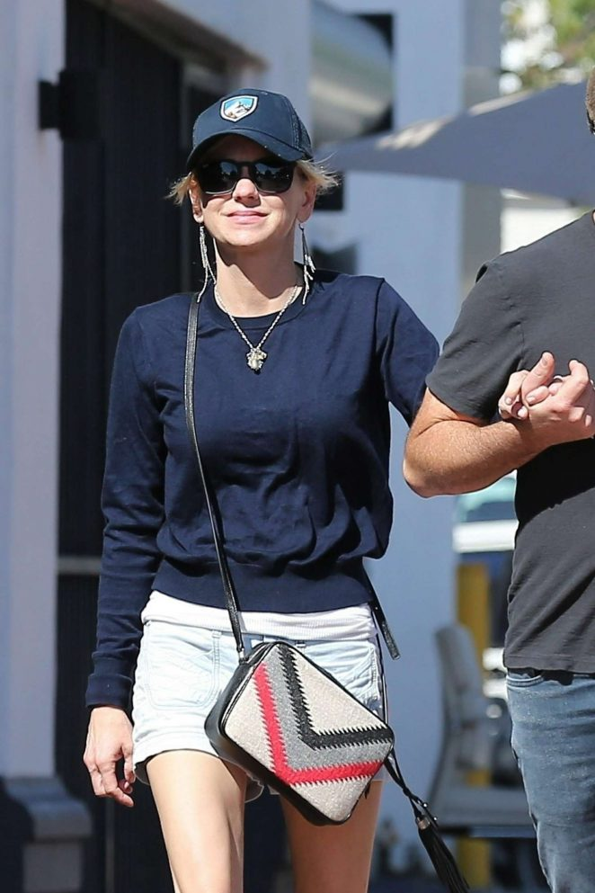 Anna Faris – Out in Los Angeles