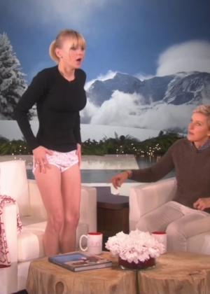 Anna Faris - 'The Ellen DeGeneres Show' in Los Angeles