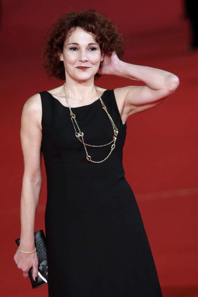 Anna Ferruzzo - 'Cinque' Premiere at 2017 Rome Film Festival in Rome