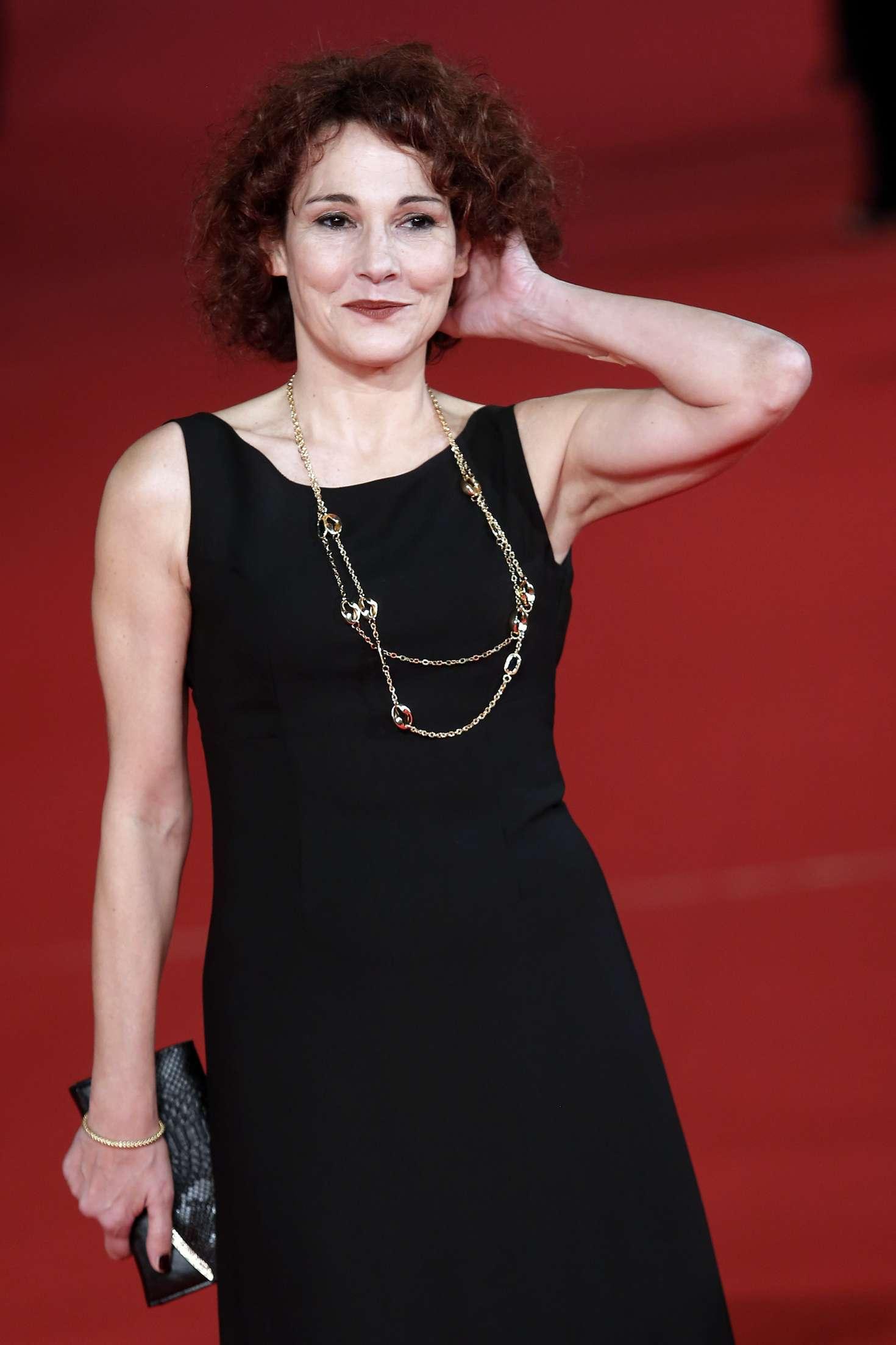 Anna Ferruzzo – 'Cinque' Premiere at 2017 Rome Film Festival in Rome
