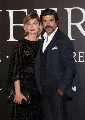 Anna Ferzetti - 'Inferno' Premiere in Florence