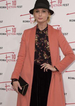 Anna Ferzetti - 'Madoff' Premiere in Rome