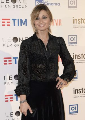 Anna Ferzetti - 'There Is No Place Like Home' Premiere in Rome