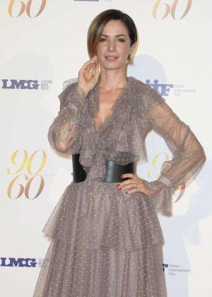 Anna Foglietta - Big party for double bithday of producer Fulvio Lucisano in Rome