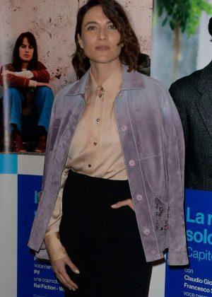 Anna Foglietta - La mafia uccide solo d'estate 2 Preview in Rome