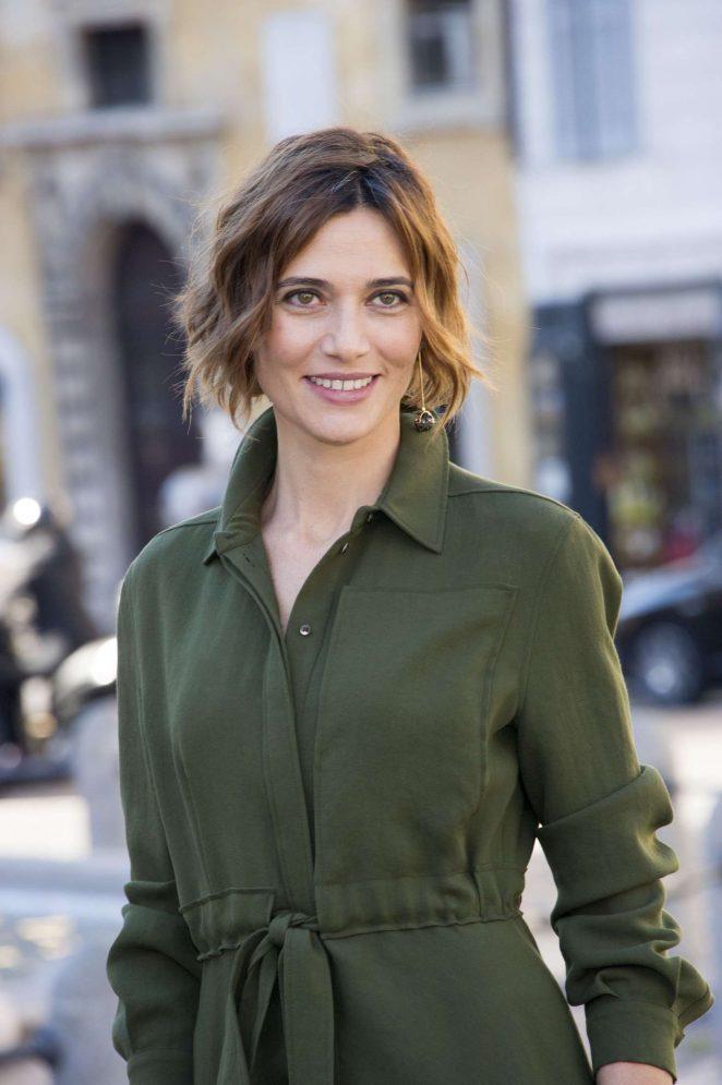 Anna Foglietta - 'The Mafia Kills Only in the Summer' Photocall in Rome