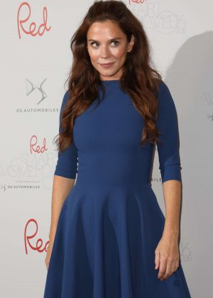 Anna Friel - Red Magazine's 20th Birthday Party in London