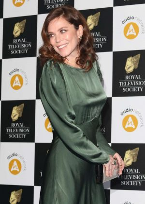 Anna Friel - Royal Television Society Awards 2019 in London