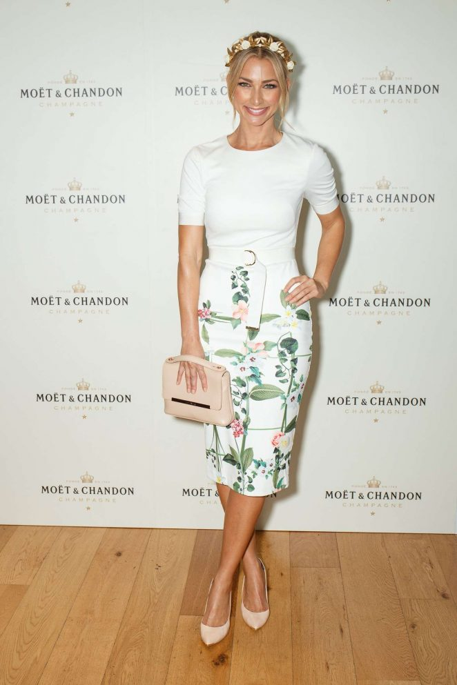 Anna Heinrich - Moet Chandon Race Day Party in Sydney