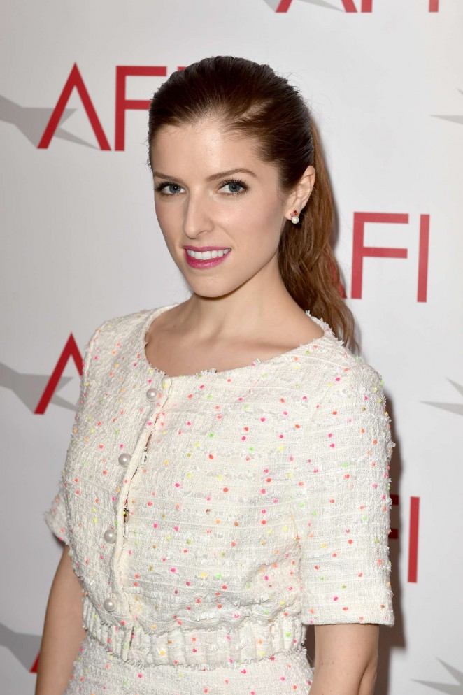 Anna Kendrick - 15th Annual AFI Awards in Los Angeles