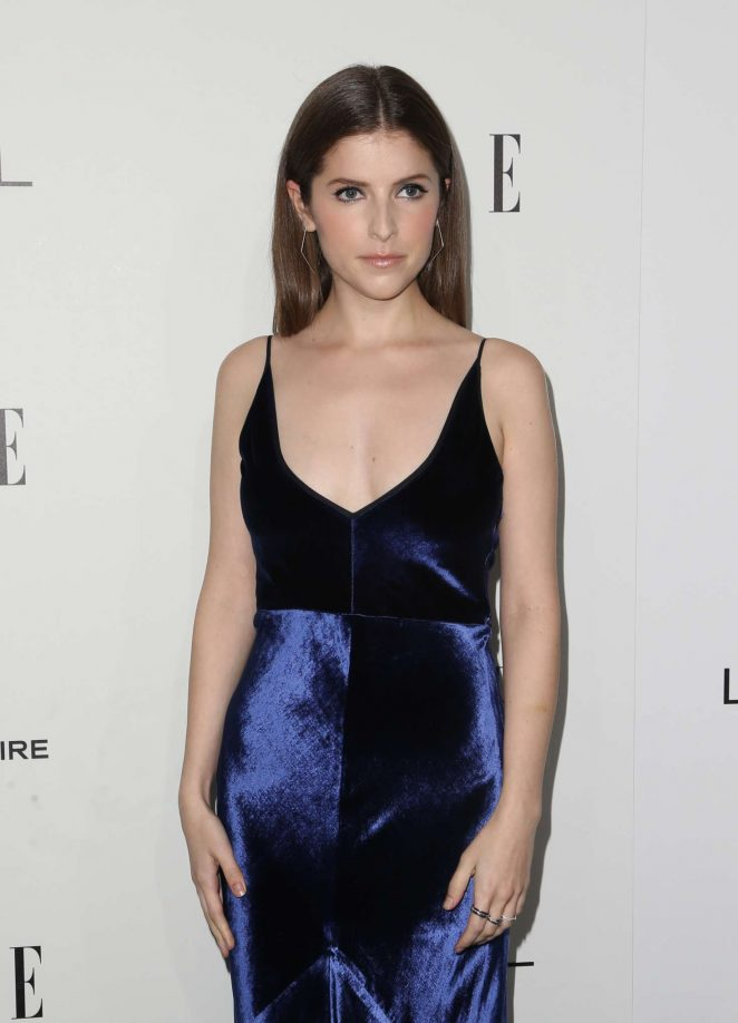 Anna Kendrick - 2016 ELLE Women in Hollywood Awards in Los Angeles
