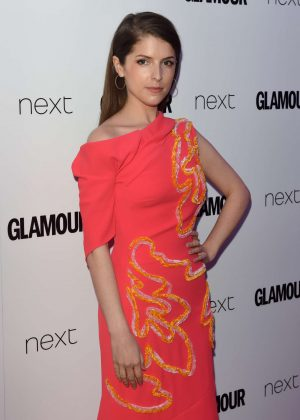 Anna Kendrick - 2017 Glamour Women Of The Year Awards in London