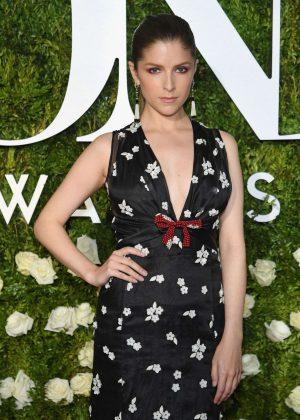 Anna Kendrick - 2017 Tony Awards in New York City