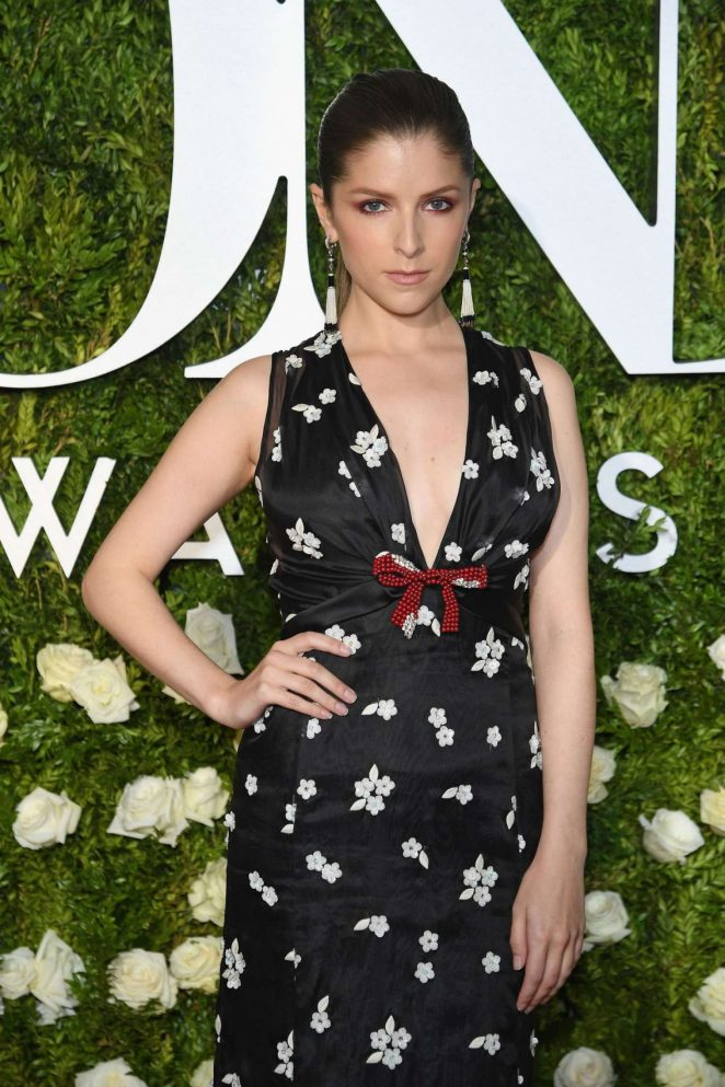 Anna Kendrick – 2017 Tony Awards in New York City