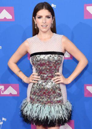 Anna Kendrick - 2018 MTV Video Music Awards in New York City