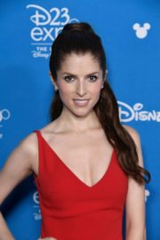 Anna Kendrick - 2019 D23 Disney event at Anaheim Convention Center