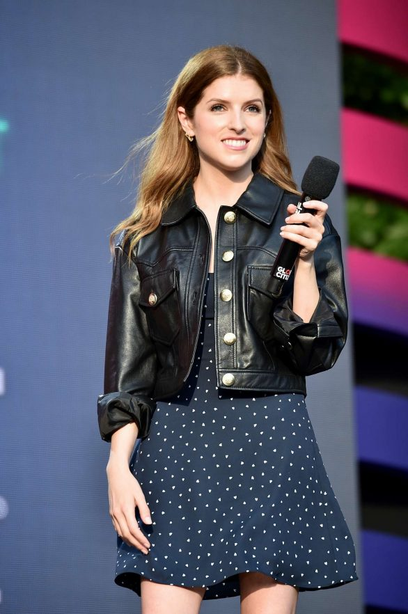 Anna Kendrick - 2019 Global Citizen Festival: Power The Movement in NYC