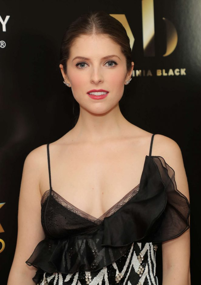 Anna Kendrick 20th Annual Hollywood Film Awards In Los