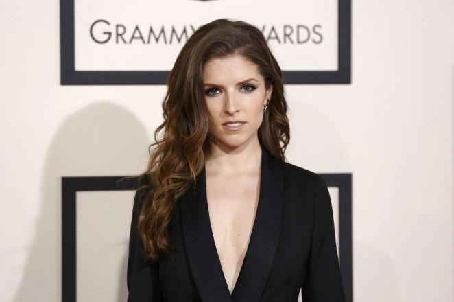 Anna Kendrick: 2015 GRAMMY Awards -05