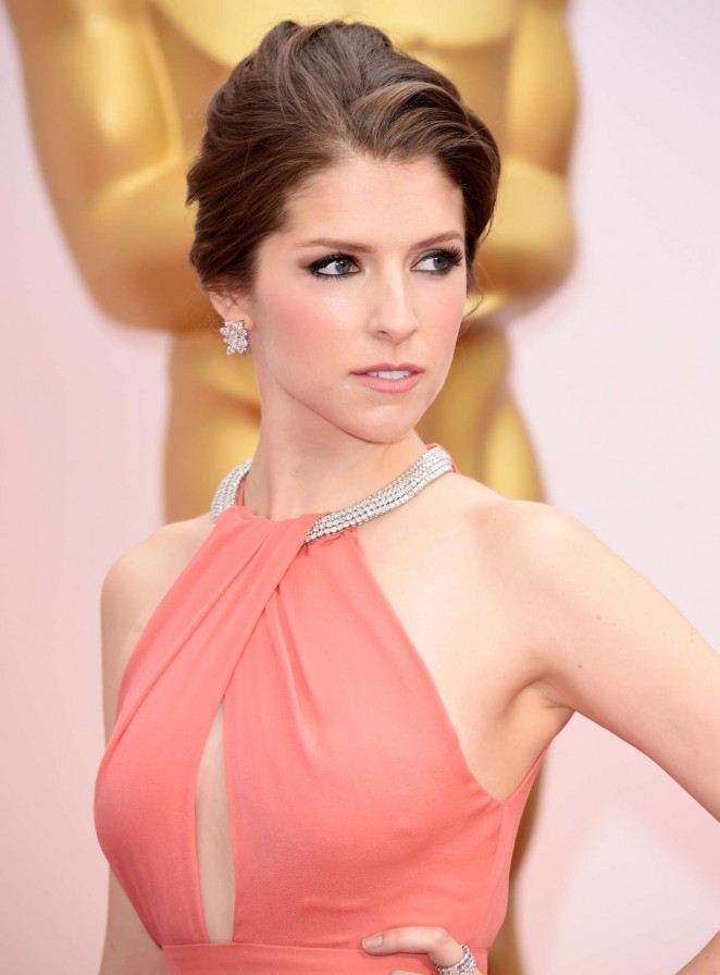 Anna Kendrick – 87th Annual Academy Awards in Hollywood