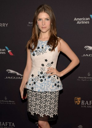 Anna Kendrick - 2015 BAFTA Los Angeles Tea Party in Beverly Hills