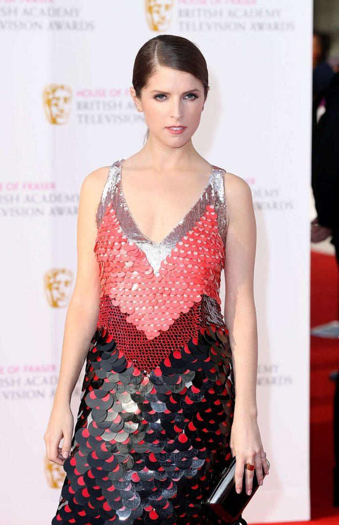 Anna Kendrick - BAFTA TV Awards 2016 in London