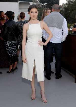 Anna Kendrick - Glamours June Success Issue Dinner in LA