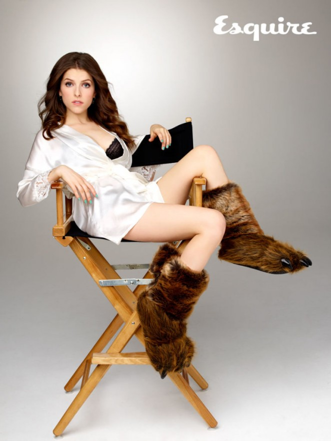 Anna Kendrick - Esquire US Magazine (June/July 2015) adds
