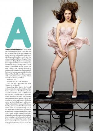 Anna Kendrick - Esquire US 2015 -09