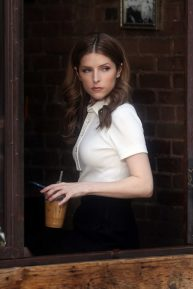Anna Kendrick - Filming HBO's 'Love Life' in NYC