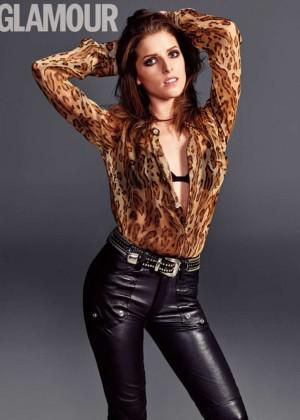Anna Kendrick - Glamour UK Magazine (May 2015)