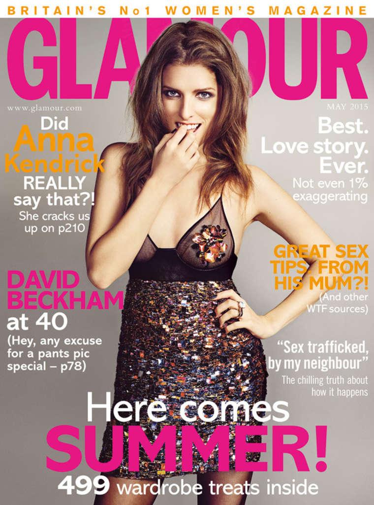 Anna Kendrick 2015 : Anna Kendrick: Glamour UK 2015 -02