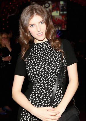 Anna Kendrick - Hard Nut After Party in NYC