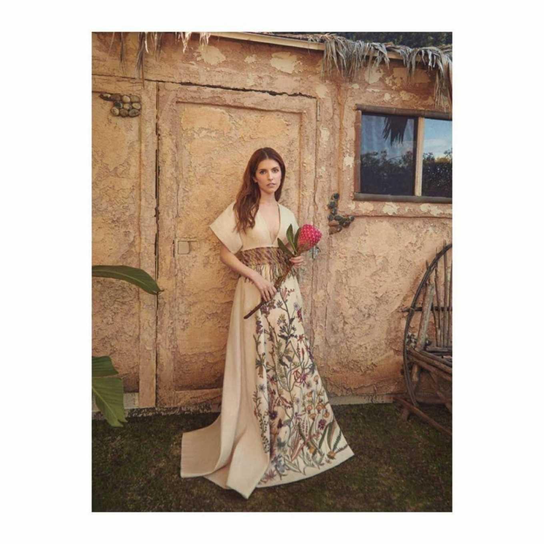 Anna Kendrick - InStyle Mexico Magazine (April 2020)