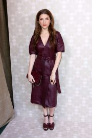 Anna Kendrick - Kate Spade Fashion Show during New York Fashion Week in New York