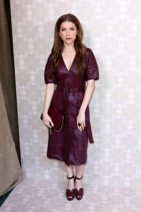 Anna Kendrick - Kate Spade Fashion Show during New York Fashion Week in New York