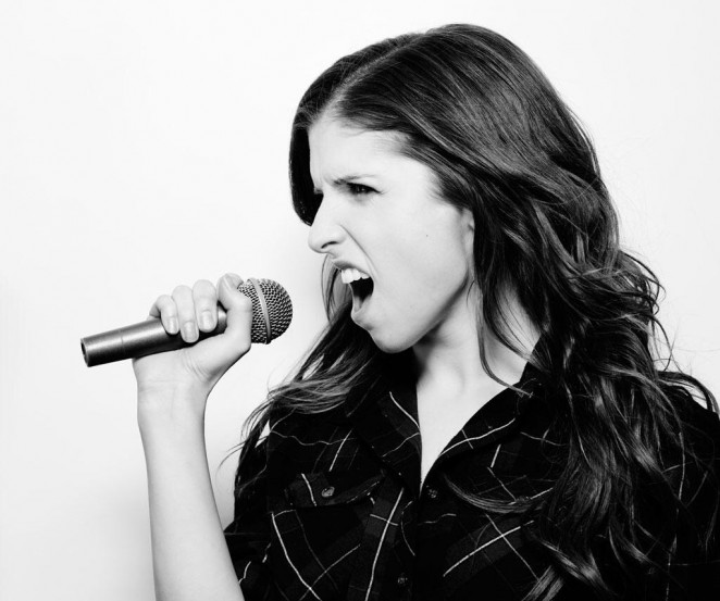 Anna Kendrick - Lip Sync Battle Photoshoot 2015