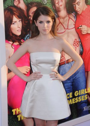 Anna Kendrick - 'Mike And Dave Need Wedding Dates' Premiere in Hollywood