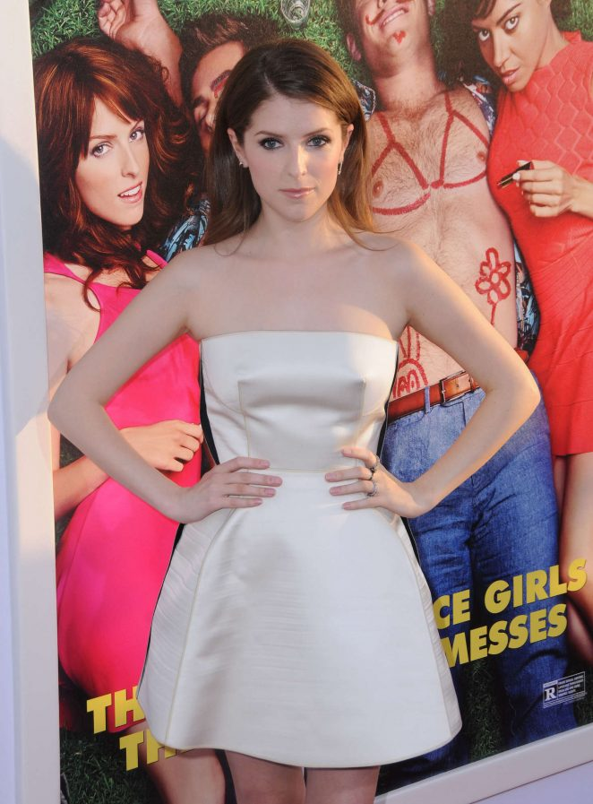 Anna Kendrick – 'Mike And Dave Need Wedding Dates' Premiere in Hollywood