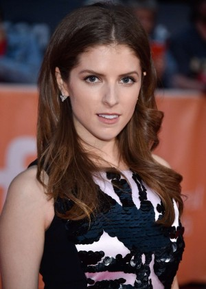 Anna Kendrick - 'Mr. Right' Premiere at 2015 TIFF in Toronto