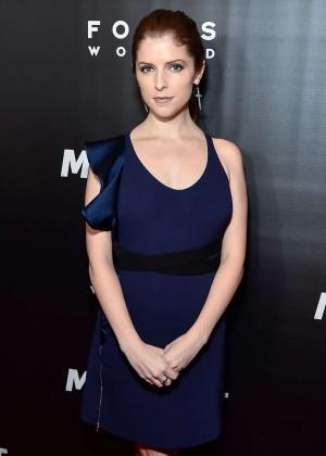 Anna Kendrick - 'Mr. Right' Premiere in New York