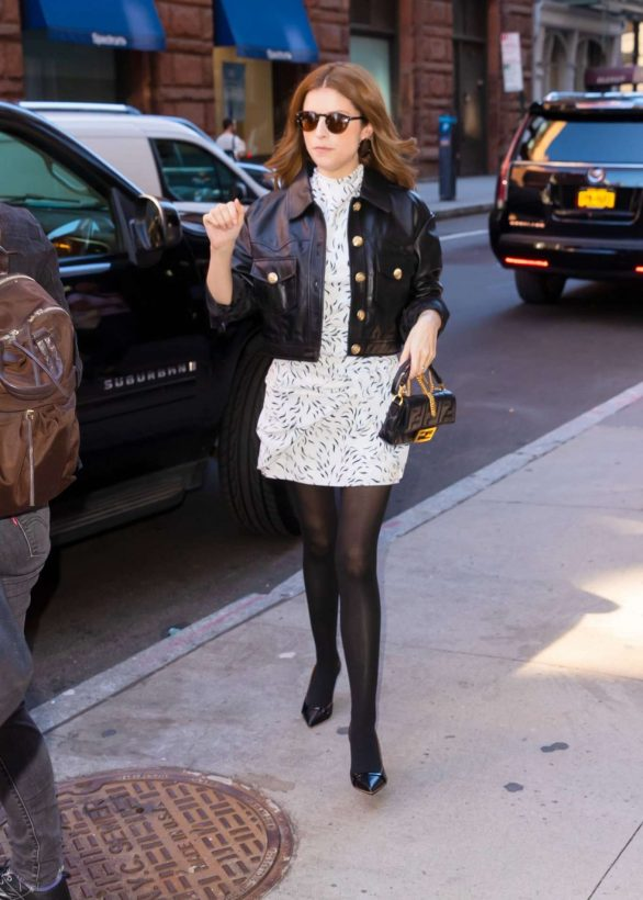 Anna Kendrick - Out in New York