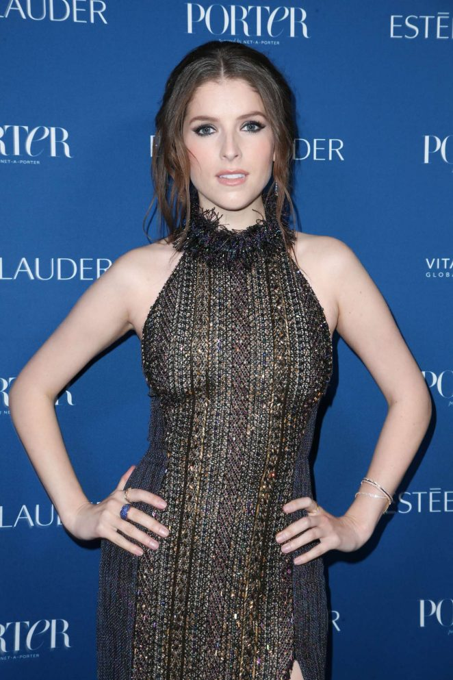 Anna Kendrick - Porter's 3rd Annual Incredible Women Gala in LA