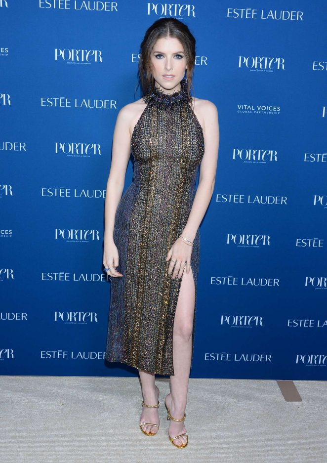Anna Kendrick 2018 : Anna Kendrick: Porters 3rd Annual Incredible Women Gala -06