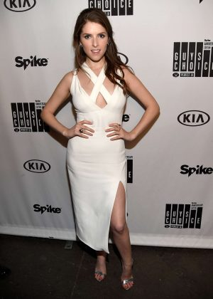 Anna Kendrick - Spike TV 10th Annual Guys Choice Awards in Culver City