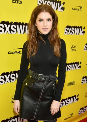 Anna Kendrick - 'The Day Shall Come' Premiere at 2019 SXSW in Austin