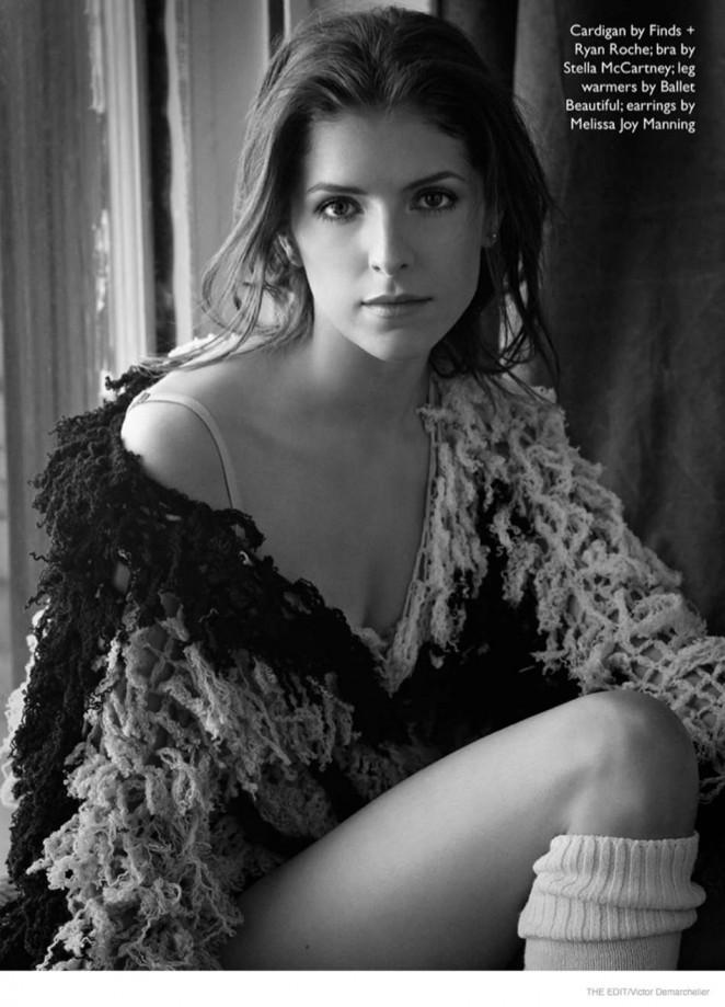 Anna Kendrick - The Edit Magazine (February 2015)
