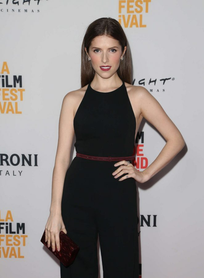 Anna Kendrick - 'The Hollars' Premiere at 2016 Los Angeles Film Festival in LA